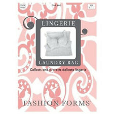 Fashion Forms Large Lingerie Bag LG/White Style 887