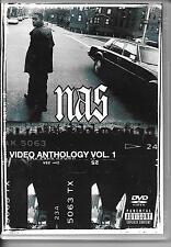 DVD ZONE 2--VIDEO CLIPS--NAS--VIDEO ANTHOLOGY VOL.1