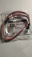 Cable datos SATA rojo para HD disco duro ATA III 50 cms SERIAL