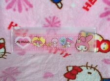 My Melody Ziplock Long Pouch #6
