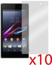 Hellfire Trading 10x Screen Protector Cover Guard for Sony Xperia Z2