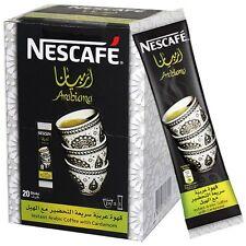 (20) x Nescafe Arabiana Arabic Coffee with Cardamom