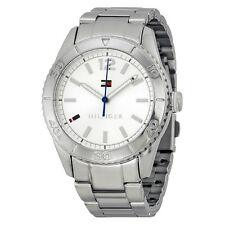 Tommy Hilfiger Ritz  Quartz Silver Dial Stainless Ladies Watch 1781267
