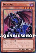 Yu-Gi-Oh! Dragard SHSP-IT092 SuperRara in ITA Fortissimo Nuovo in Italiano Zexal