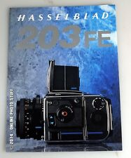 HASSELBLAD 203FE INFORMATIONAL BOOKLET