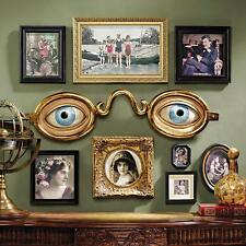 "36"" Eyes and Glasses of the Optometrist Wall Sculpture"