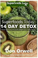 SuperFoodsToday: Superfoods Today - 14 Days Detox : Lose Weight, Boost...