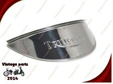 Triumph Motorcycle Headlight Peak Suits T100 T110 T120 7'' Inch