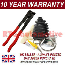 Universal Split Cv Boot Kit Drive Shaft Sticky Inc alicates se adapta a varios coches