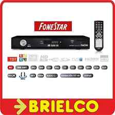 RECEPTOR DE TV DIGITAL TDT HD GRABADOR FUNCION PVR FONESTAR RDT-890 BD8530