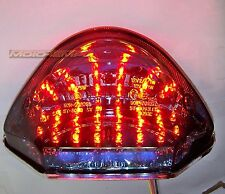 2002-2005 Honda CB900 Hornet 28 LED Rear Taillight Smoked Lens E marked OEM fit