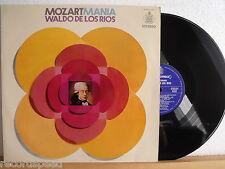 LP - WALDO DE LOS RIOS - Mozart - Mozartmania - Hispavox 11-210