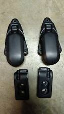 90-05 OEM Mazda Miata Hardtop Side Latches & Striker Plates ( hard top )