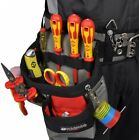 C.K Magma Electrician Pouch Tool Holder 3 Pocket Hammer Loop MA2717A