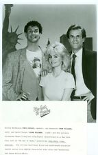 TERI COPLEY BUSTY TOM VILLARD JOHN HILLNER WE GOT IT MADE ORIGINAL 1982 TV PHOTO