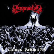 Inquisitor - Walpurgis - Sabbath of Lust  Double CD Thrash Speed Metal