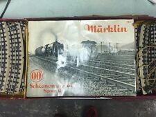 1938-39 Marklin Train set Very Rare set