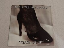 "Rolling Stones ""Start Me Up"" PICTURE SLEEVE! NEW! MINT! ABSOLUTELY PERFECT!!"