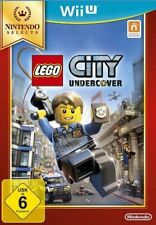 Nintendo wii u lego city undercover the Chase Begins selects allemand tout NEUF