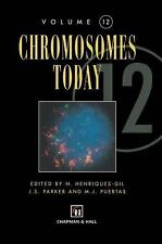 Chromosomes Today (1996, Hardcover)