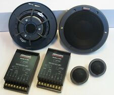 "DYNAUDIO ESOTEC 242 SYSTEM 6,5"" / 165mm 2-WAY UNIQUE QUALITY KIT, BRAND NEW"