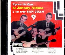 "JOHNNY ALBINO Y SU TRIO SAN JUAN - "" EPOCA DE ORO VOL.9""- CD"