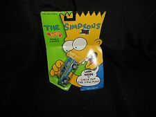 Hot Wheels 1990 Simpsons Family Camper Sealed on Card