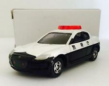 "Tomy Tomica No.96 MAZDA RX-8 "" JAPAN POLICE CAR  """