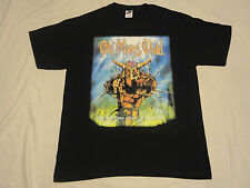 OLD MAN'S CHILD ill-natured spiritual invasion SHIRT L,The Chasm,Ulver,Agalloch