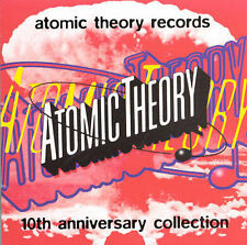 CD Atomic Theory Records: 10th Anniversary Collection - Various Artists