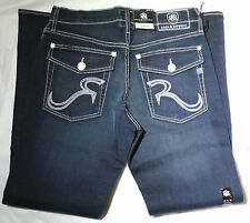 NWT $88 Rock & Republic VENUE Bootcut Flap Pocket Henlee Jeans Mens 36x30