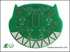 2Layer PCB prototype manufacture fabrication Length =10cm&Width =10cm 10pcs