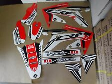 FLU Designs PTS3  graphics Honda CRF250R 2004 2005 2006 2007 2008 2009  CRF250X