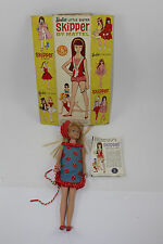 "Vintage Barbie ""SKIPPER"" Doll w/outfit and Original Box #0950 BLONDE 1963"