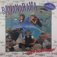 "12"" LP - Bananarama - Deep Sea Skiving - k2628 - washed & cleaned"