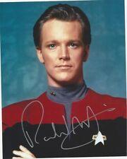Robert Duncan McNeill - Star Trek VOY signed photo
