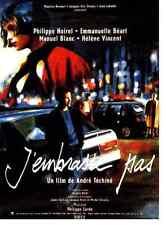 Bande annonce film 35mm 1991 J'EMBRASSE PAS A Téchiné E Beart M Blanc P Noiret