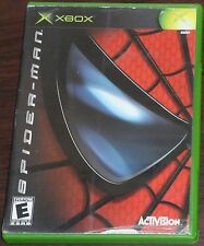 Xbox. Spider-Man (NTSC USA/CAN)