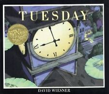 Tuesday By Wiesner, David   New (Trade Paper) BOOK   9780395870822