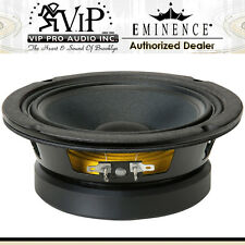 "Eminence Alpha-6A mint 6"" Midrange Woofer Mid-Bass Speaker 8-Ohm 200W"