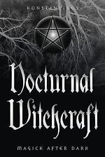 New, Nocturnal Witchcraft, Konstantinos, Book