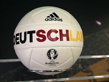 PALLONE CALCIO BALL ADIDAS UEFA EURO 2016 SUPPORTER ADIDAS GERMANY GERMANIA DFB