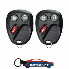 2 Replacement for GMC Sierra 1500 2500 3500 - 2003 2004 2005 2006 Remote