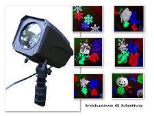 Faretto Proiettore LED Multicolore Illuminazione Effetto di luce Ganzes Anno 6