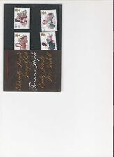 1980 ROYAL MAIL PRESENTATION PACK FAMOUS AUTHORESSES MINT GB STAMPS