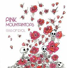 NEW Axis Of Evol by The Pink Mountaintops CD (CD) Free P&H