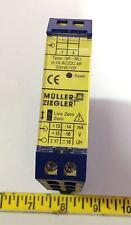 MULLER ZIEGLER 300V 0-.1A AC/DC EFF MODULE  LEFF-MU