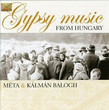 Meta Balogh/Kalman - Gypsy Music from Humgary [New CD]
