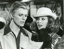 DAVID BOWIE CANDY CLARK THE MAN WHO FEEL TO  EARTH 1976 VINTAGE PHOTO ORIGINAL