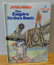 "1980 ""Pop-up Books: The Empire Strikes Back"" No. 41 by Star Wars Staff 1st ed"